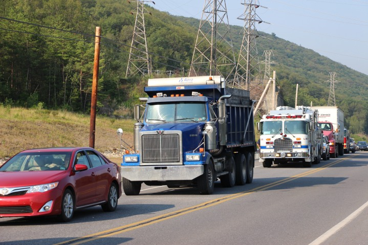 Two Vehicle Accident, S Turn, SR54, Nesquehoning, 8-17-2015 (107)