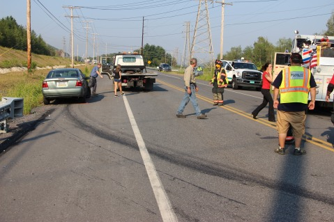 Two Vehicle Accident, S Turn, SR54, Nesquehoning, 8-17-2015 (79)