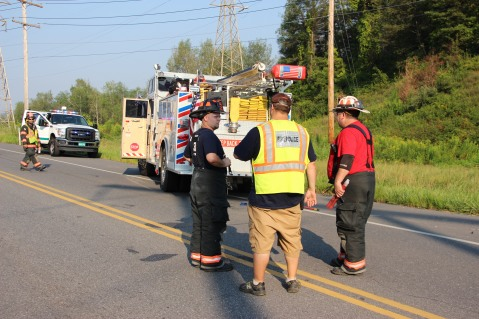 Two Vehicle Accident, S Turn, SR54, Nesquehoning, 8-17-2015 (88)