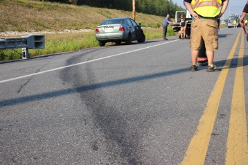 Two Vehicle Accident, S Turn, SR54, Nesquehoning, 8-17-2015 (89)