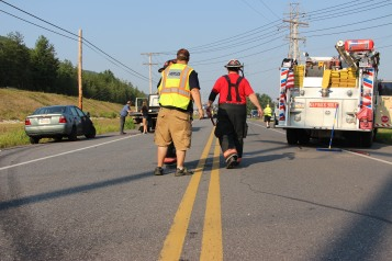 Two Vehicle Accident, S Turn, SR54, Nesquehoning, 8-17-2015 (90)