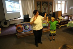 Vacation Bible School Camp, Salvation Army, Tamaqua, 8-12-2015 (6)