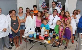Vacation Bible School Camp, Salvation Army, Tamaqua, 8-12-2015 (99)