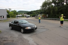Water Main Leak Repair, 500 Block Pine St, Fire Police, SR309 North, Tamaqua, 8-6-2015 (33)