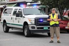 Water Main Leak Repair, 500 Block Pine St, Fire Police, SR309 North, Tamaqua, 8-6-2015 (73)