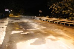 Water Main Leak Repair, 500 Block Pine St, SR309 North, Tamaqua, 8-6-2015 (66)