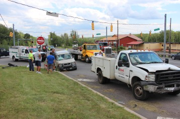 Woman Injured During Two Vehicle Accident, Tide Road, SR309, Hometown, 8-5-2015 (13)