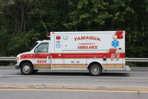 Woman Injured During Two Vehicle Accident, Tide Road, SR309, Hometown, 8-5-2015 (15)