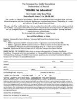 10-31-2015, Colors For Education Spooktacular 5K Walk, Run, Tamaqua Area Sports Stadium, Tamaqua