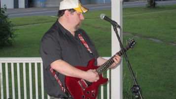 2 Four 1 performs, Music In The Park, Lansford Alive, Kennedy Park, Lansford, 9-6-2015 (5)