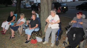 2 Four 1 performs, Music In The Park, Lansford Alive, Kennedy Park, Lansford, 9-6-2015 (6)