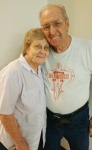 65 Years of Marriage, Herb and Evelyn Curvey, Tamaqua, 9-1-2015 (1)