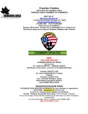 9-11-2015, Tamaqua Chamber of Commerce Chamber Chatters-page-001