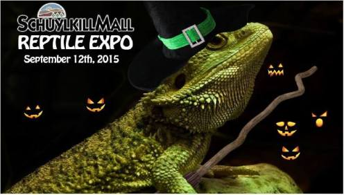 9-12-2015, Reptile Expo at Schuylkill Mall, Frackville