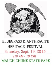 9-19-2015, Bluegrass & Anthracite Heritage Festival, Mauch Chunk Lake State Park, Jim Thorpe