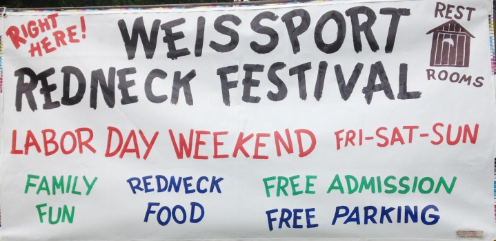 9-4, 5, 6-2015, Weissport Redneck Festival, Weissport