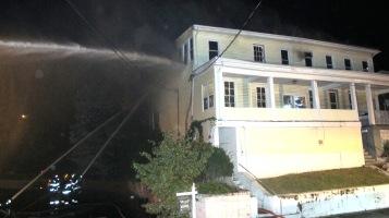 Apartment Building Fire, 210 Washington Street, Tamaqua, 9-9-2015 (10)