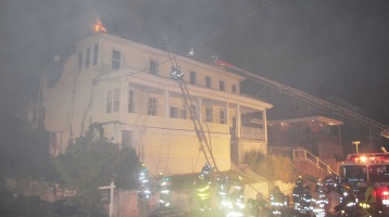 Apartment Building Fire, 210 Washington Street, Tamaqua, 9-9-2015 (101)
