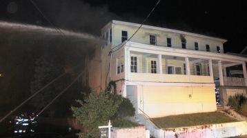 Apartment Building Fire, 210 Washington Street, Tamaqua, 9-9-2015 (11)