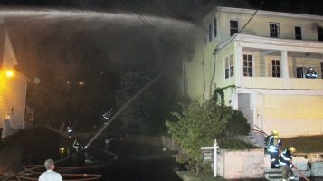 Apartment Building Fire, 210 Washington Street, Tamaqua, 9-9-2015 (13)
