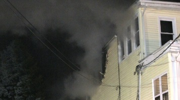 Apartment Building Fire, 210 Washington Street, Tamaqua, 9-9-2015 (19)