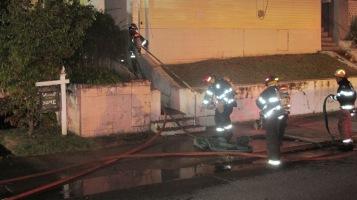 Apartment Building Fire, 210 Washington Street, Tamaqua, 9-9-2015 (21)