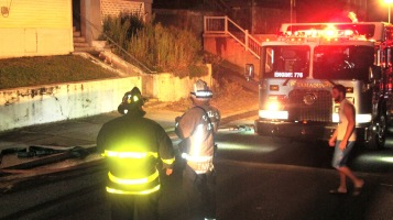 Apartment Building Fire, 210 Washington Street, Tamaqua, 9-9-2015 (23)