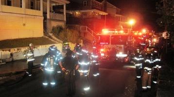 Apartment Building Fire, 210 Washington Street, Tamaqua, 9-9-2015 (32)