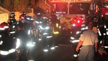 Apartment Building Fire, 210 Washington Street, Tamaqua, 9-9-2015 (33)