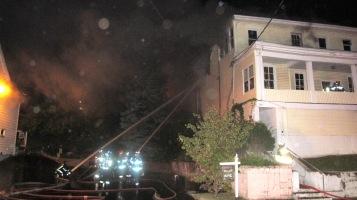 Apartment Building Fire, 210 Washington Street, Tamaqua, 9-9-2015 (4)