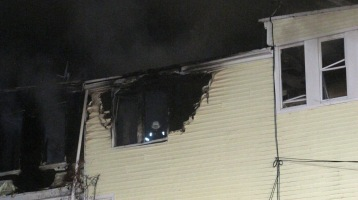 Apartment Building Fire, 210 Washington Street, Tamaqua, 9-9-2015 (42)