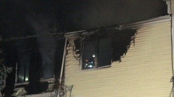 Apartment Building Fire, 210 Washington Street, Tamaqua, 9-9-2015 (43)