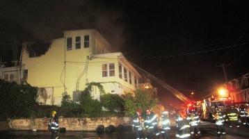 Apartment Building Fire, 210 Washington Street, Tamaqua, 9-9-2015 (49)
