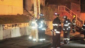 Apartment Building Fire, 210 Washington Street, Tamaqua, 9-9-2015 (54)