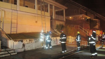 Apartment Building Fire, 210 Washington Street, Tamaqua, 9-9-2015 (58)