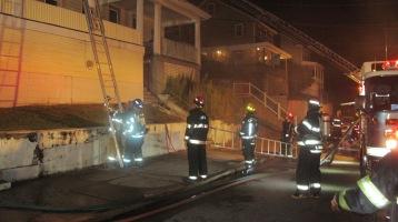Apartment Building Fire, 210 Washington Street, Tamaqua, 9-9-2015 (59)