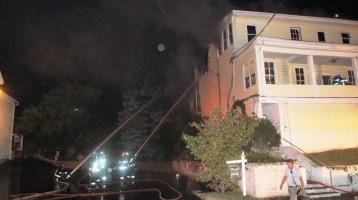 Apartment Building Fire, 210 Washington Street, Tamaqua, 9-9-2015 (6)
