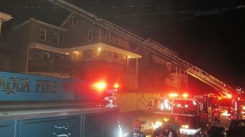 Apartment Building Fire, 210 Washington Street, Tamaqua, 9-9-2015 (64)