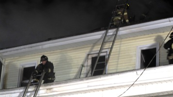 Apartment Building Fire, 210 Washington Street, Tamaqua, 9-9-2015 (69)
