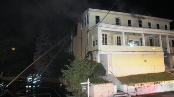 Apartment Building Fire, 210 Washington Street, Tamaqua, 9-9-2015 (7)