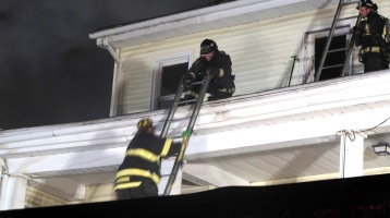 Apartment Building Fire, 210 Washington Street, Tamaqua, 9-9-2015 (70)