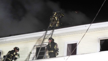 Apartment Building Fire, 210 Washington Street, Tamaqua, 9-9-2015 (71)