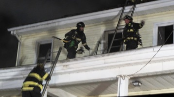 Apartment Building Fire, 210 Washington Street, Tamaqua, 9-9-2015 (72)