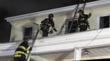 Apartment Building Fire, 210 Washington Street, Tamaqua, 9-9-2015 (72)
