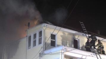 Apartment Building Fire, 210 Washington Street, Tamaqua, 9-9-2015 (77)