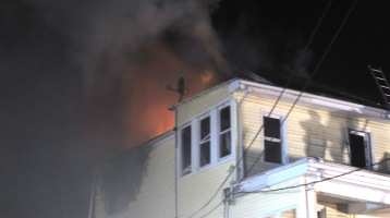 Apartment Building Fire, 210 Washington Street, Tamaqua, 9-9-2015 (78)