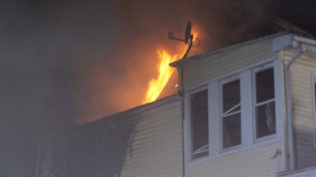 Apartment Building Fire, 210 Washington Street, Tamaqua, 9-9-2015 (81)