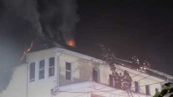 Apartment Building Fire, 210 Washington Street, Tamaqua, 9-9-2015 (83)