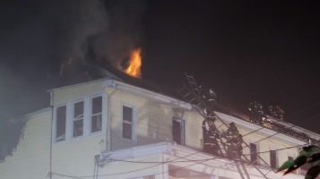 Apartment Building Fire, 210 Washington Street, Tamaqua, 9-9-2015 (85)