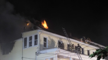 Apartment Building Fire, 210 Washington Street, Tamaqua, 9-9-2015 (88)